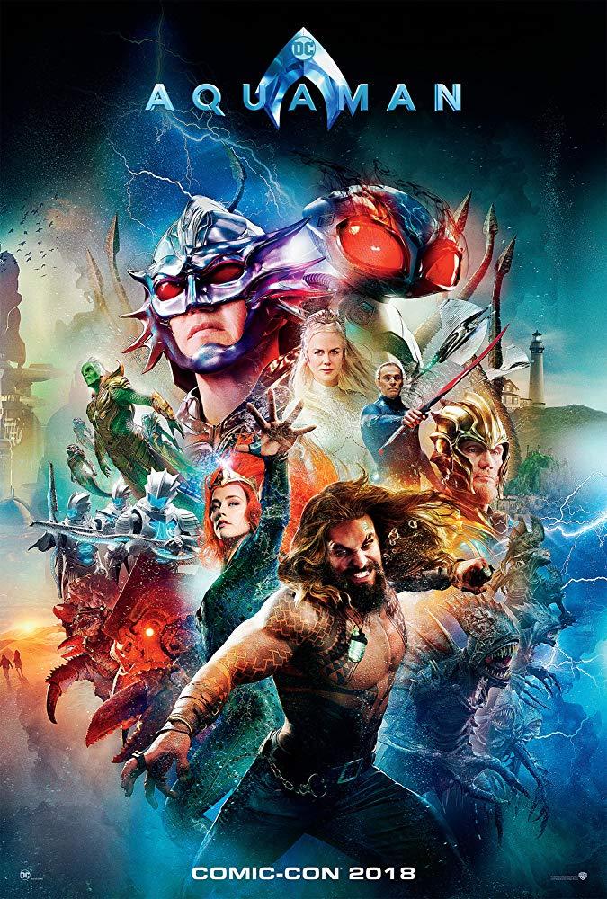 "Filmas ""Akvamenas"" / ""Aquaman"" (2018)"