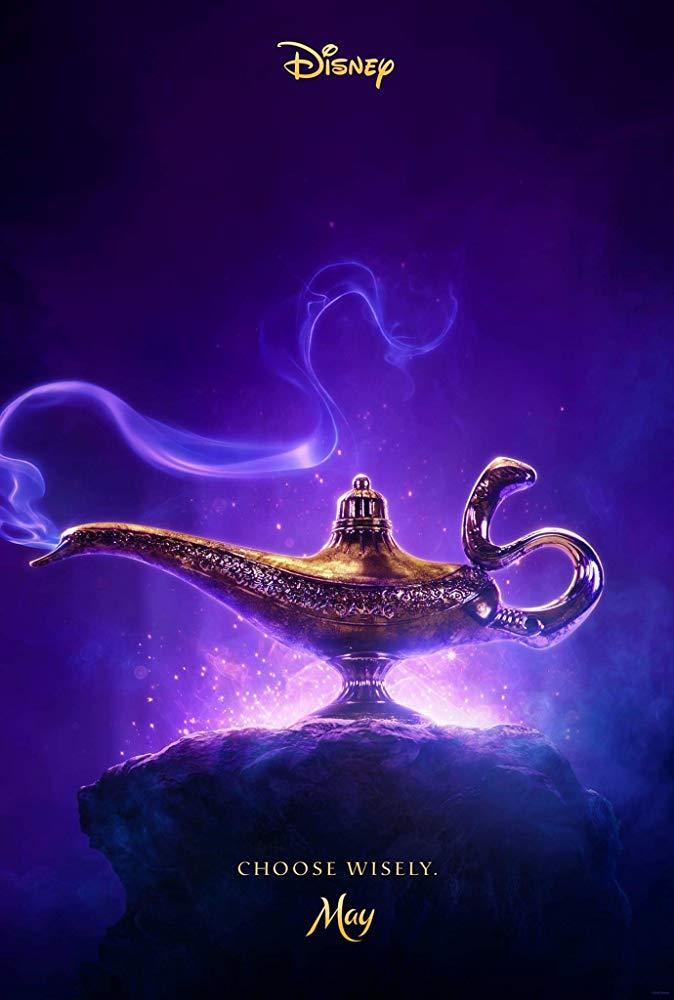 """Filmas """"Aladinas"""" / """"Aladdin"""" (2019)"""