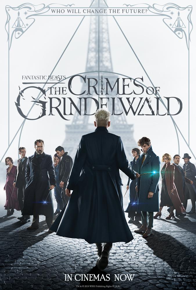 "Filmas ""Fantastiniai gyvūnai: Grindelvaldo piktadarystės"" / ""Fantastic Beasts: The Crimes of Grindelwald"" (2018)"