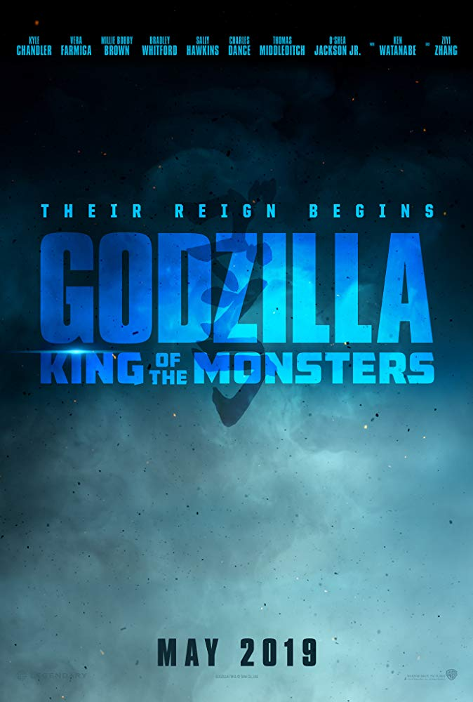 "Filmas ""Godzila: Monstrų karalius"" / ""Godzilla: King of the Monsters"" (2019)"