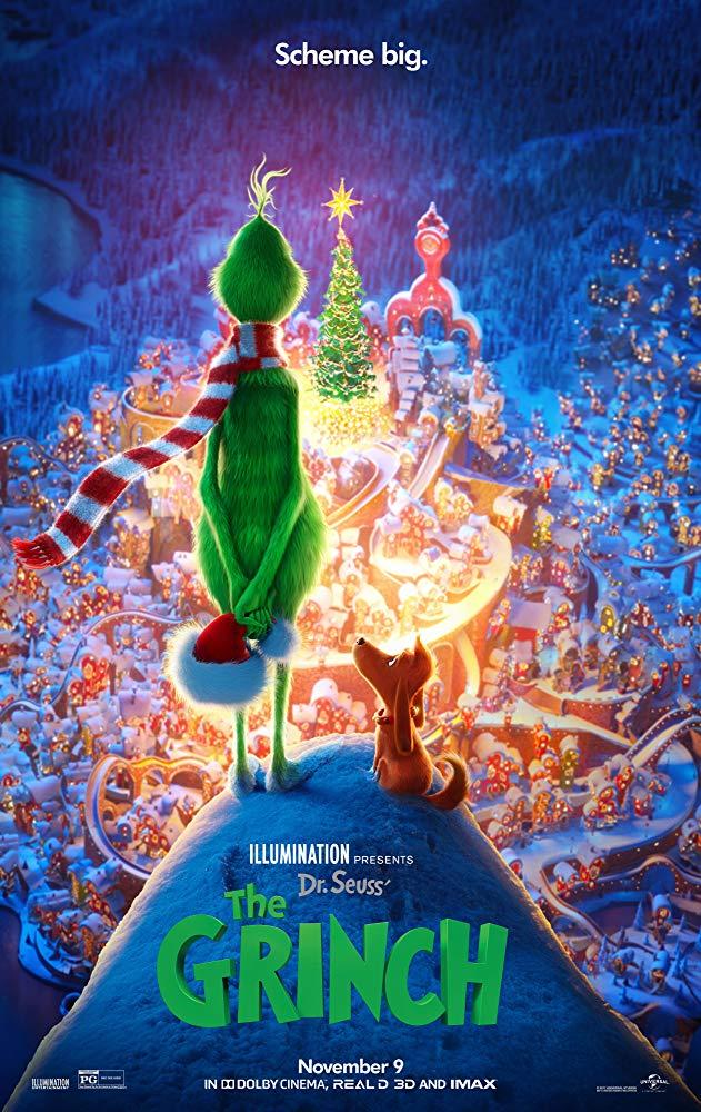 "Filmas ""Grinčas"" / ""The Grinch"" (2018)"