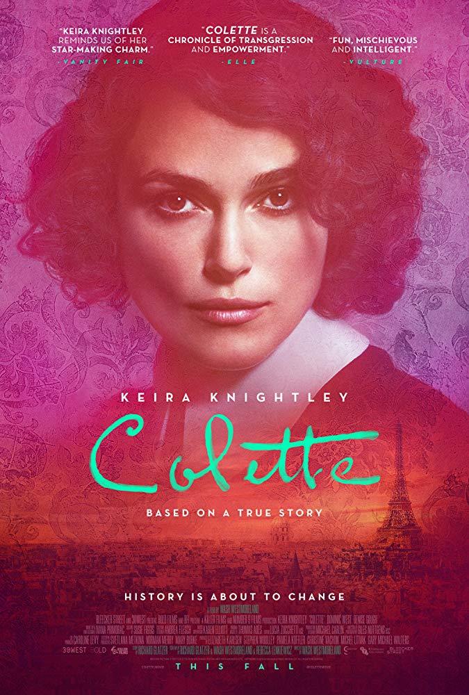 """Filmas """"Koletė"""" / """"Colette"""" (2018)"""