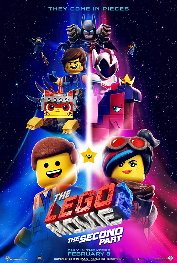 "Filmas ""Lego filmas 2"" / ""The Lego Movie 2: The Second Part"" (2019)"
