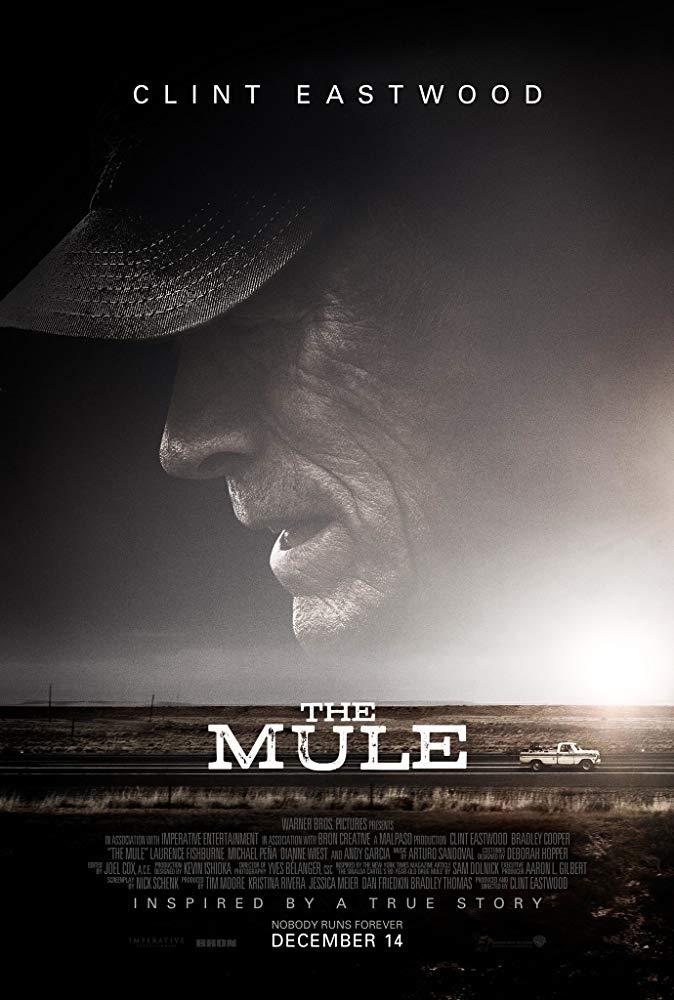 """Filmas """"Narkokurjeris"""" / """"The Mule"""" (2018)"""