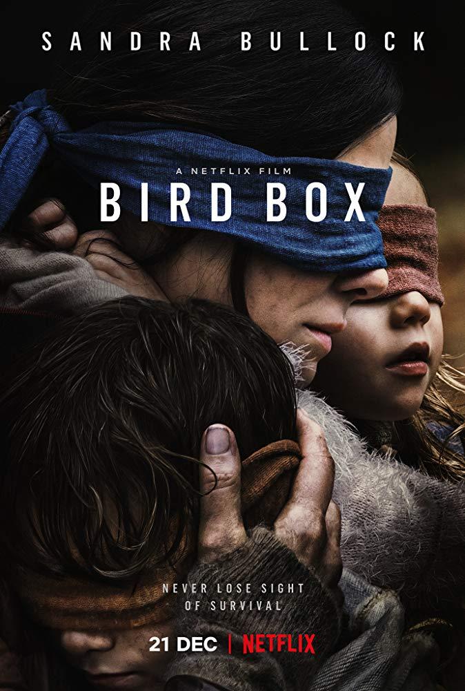 """Filmas """"Paukščio narvelis"""" / """"Bird Box"""" (2018)"""
