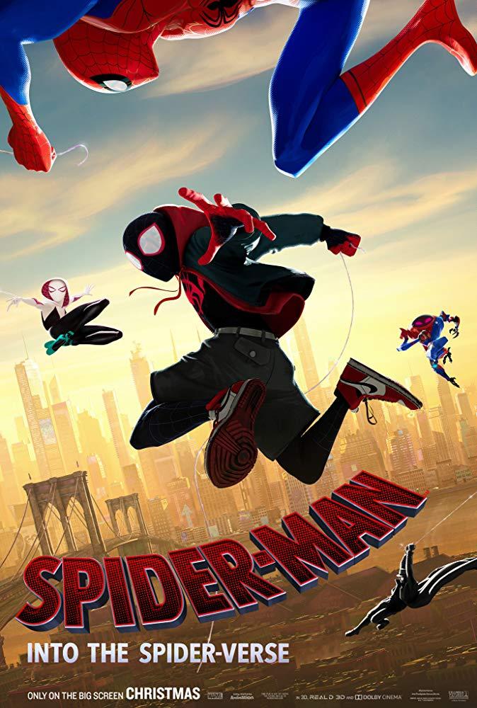 """Filmas """"Žmogus-Voras: Į naują visatą"""" / """"Spider-Man: Into the Spider-Verse"""" (2018)"""