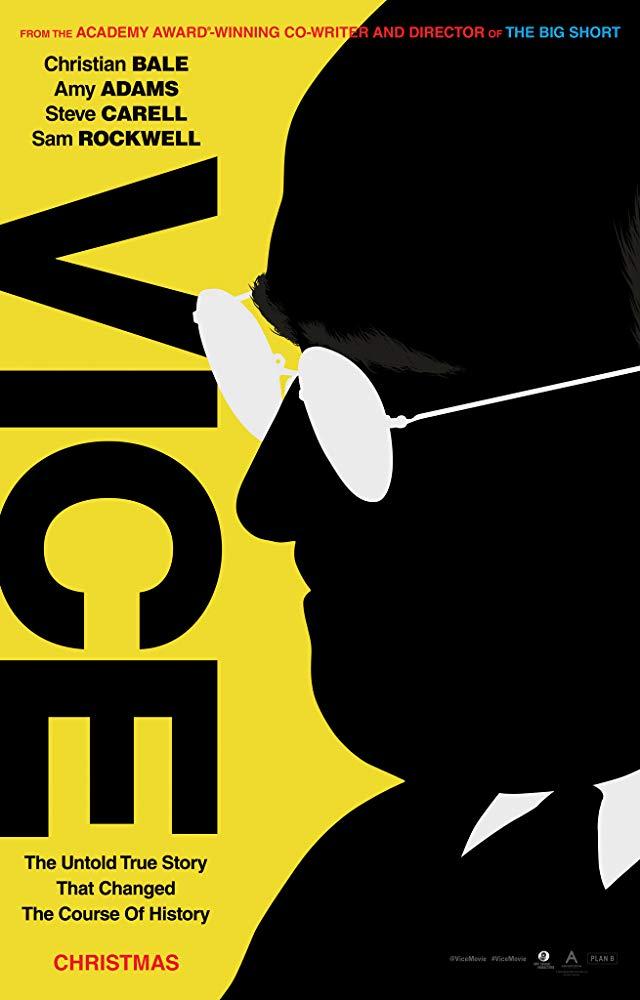 """Filmas """"Valdžia"""" / """"Vice"""" (2018)"""