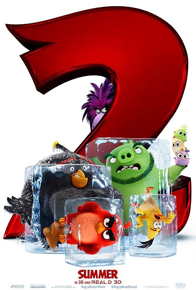 """Filmas """"Piktieji paukščiai. Antras filmas"""" / """"The Angry Birds Movie 2"""" (2019)"""