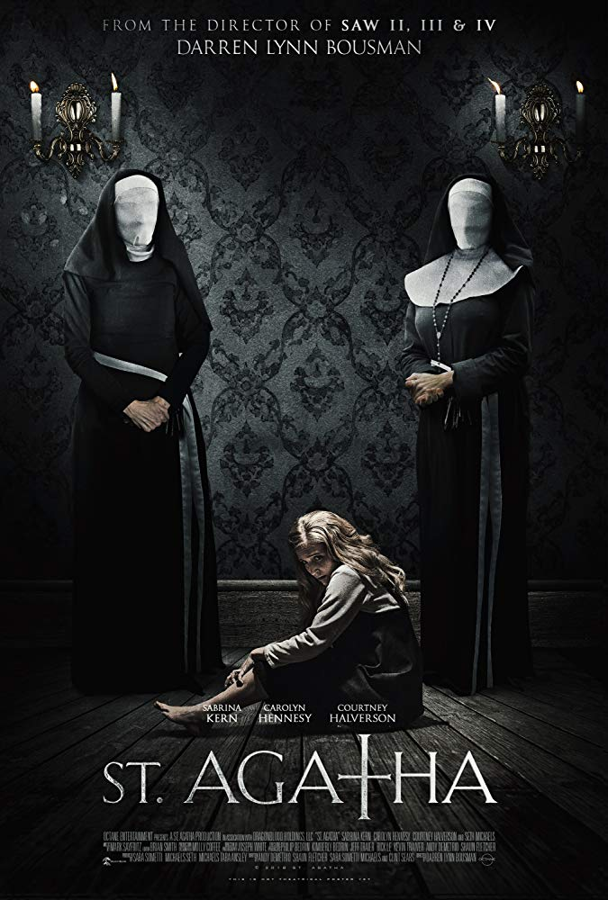 "Filmas ""Šv. Agota"" / ""St. Agatha"" (2018)"