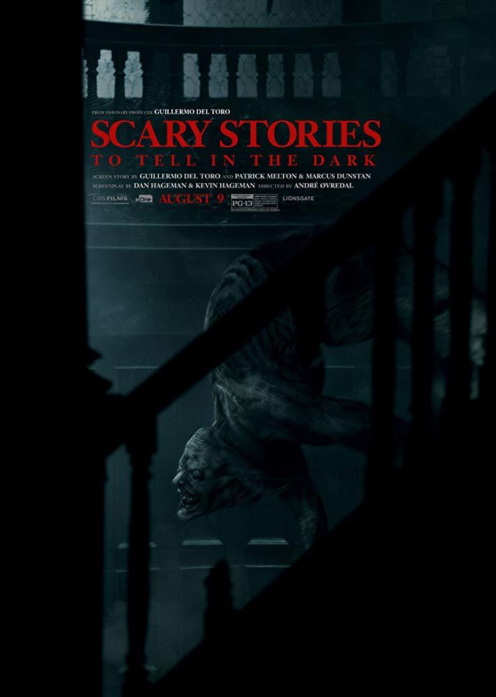 """Filmas """"Šiurpios istorijos pasakojimui tamsoje"""" / """"Scary Stories to Tell in the Dark"""" (2019)"""