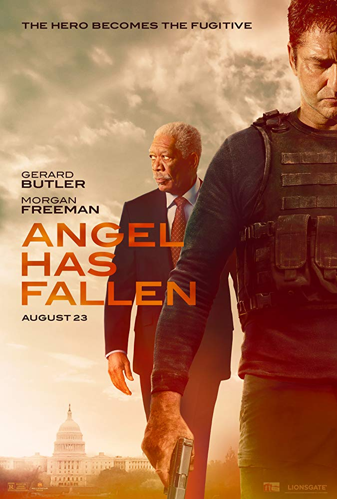 "Filmas ""Angelo apgultis"" / ""Angel Has Fallen"" (2019)"