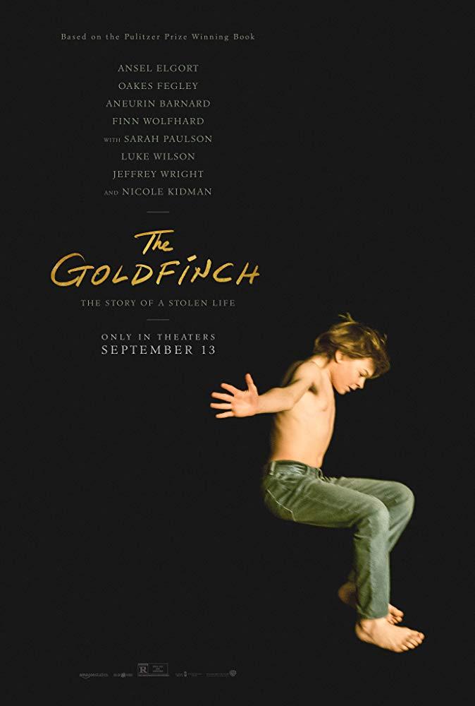 "Filmas ""Dagilis"" / ""The Goldfinch"" (2019)"