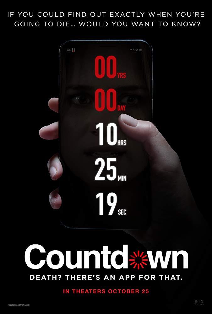 "Filmas ""Atgalinis laikmatis"" / ""Countdown"" (2019)"