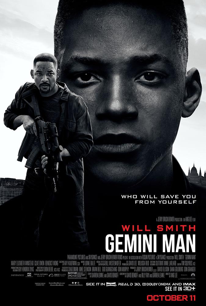 "Filmas ""Dvynys"" / ""Gemini Man"" (2019)"