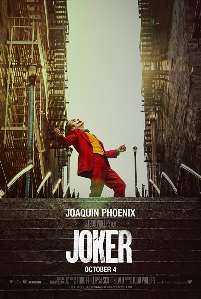 """Filmas """"Džokeris"""" / """"Joker"""" (2019)"""
