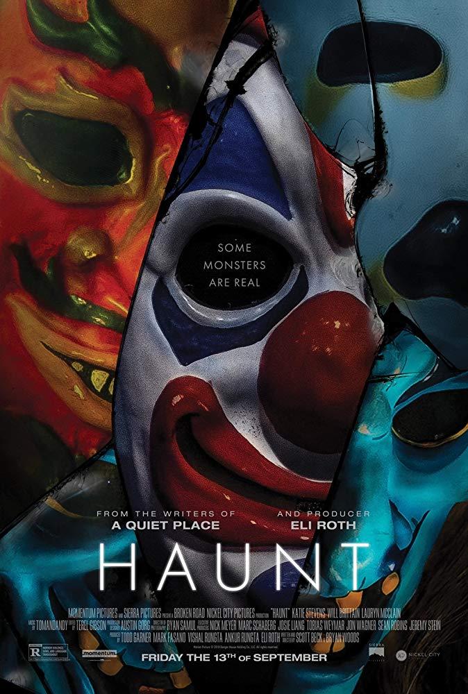 "Filmas ""Jie"" / ""Haunt"" (2019)"