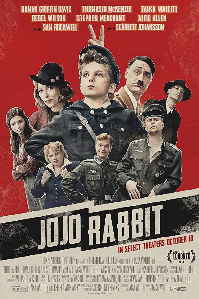 """Filmas """"Zuikis Džodžo"""" / """"Jojo Rabbit"""" (2019)"""