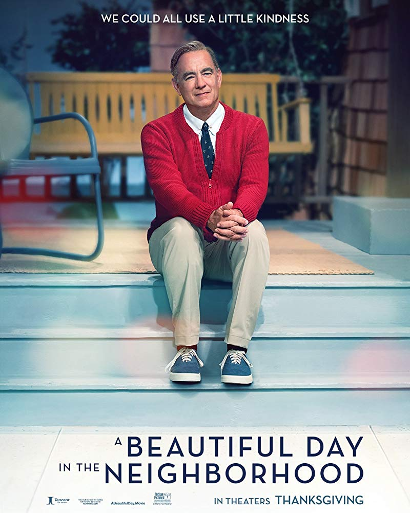 "Filmas ""Graži diena kaiminystėje"" / ""A Beautiful Day in the Neighborhood"" (2019)"