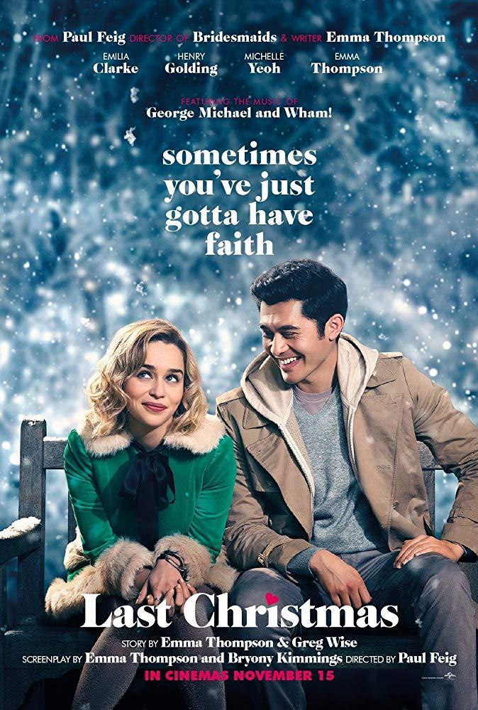 """Filmas """"Paskutinės Kalėdos"""" / """"Last Christmas"""" (2019)"""