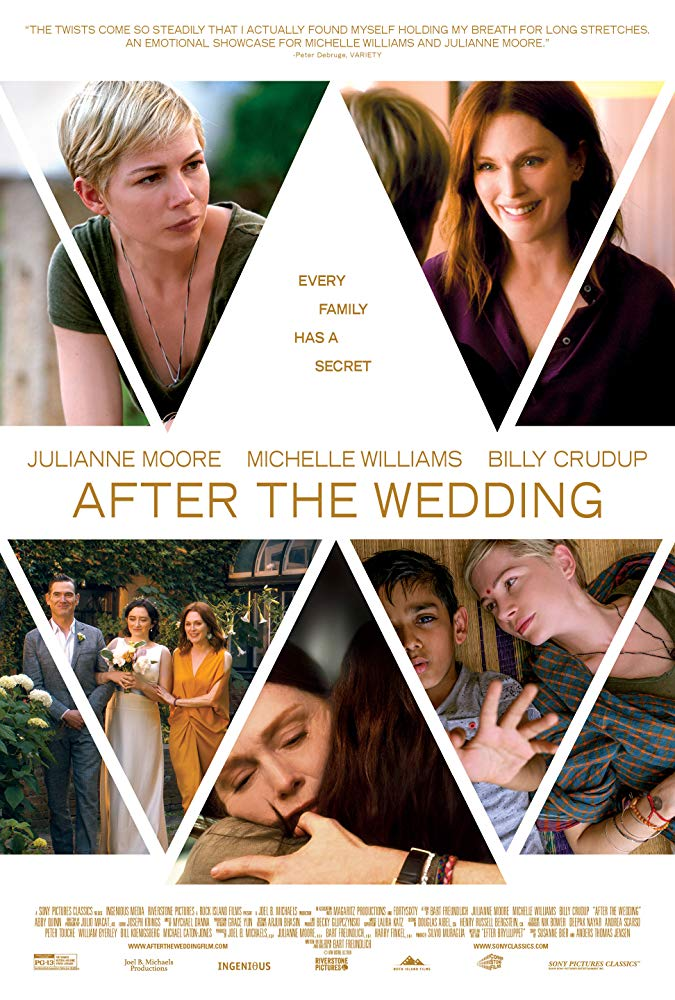 "Filmas ""Po vedybų"" / ""After the Wedding"" (2019)"