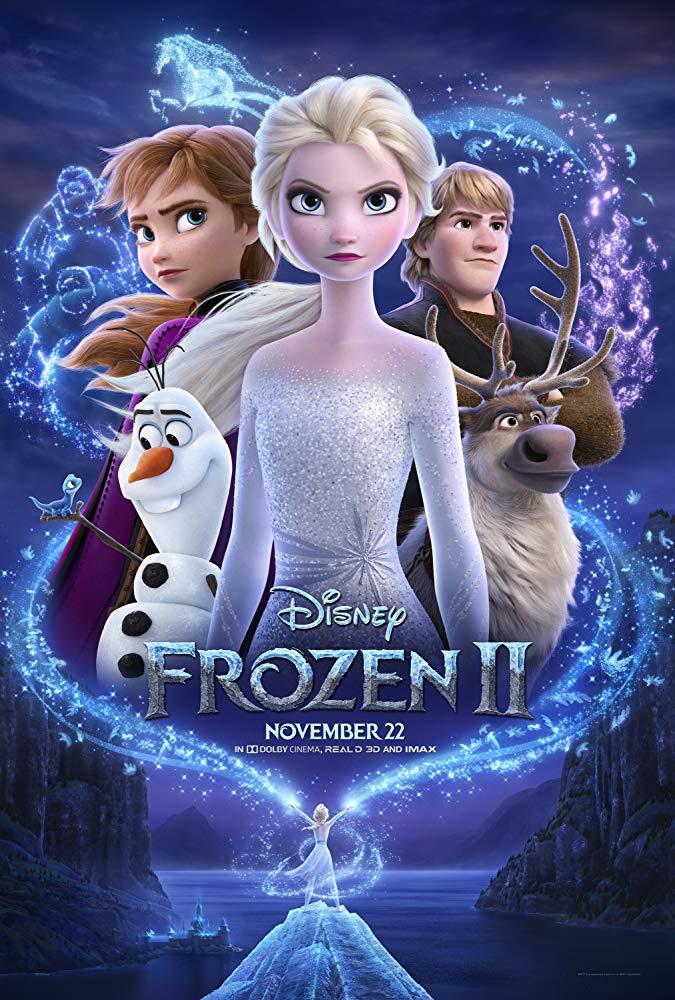 "Filmas ""Ledo Šalis 2"" / ""Frozen II"" (2019)"