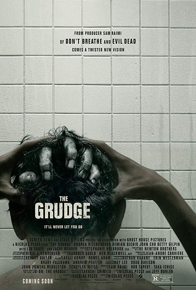 """Filmas """"Pagieža"""" / """"The Grudge"""" (2020)"""
