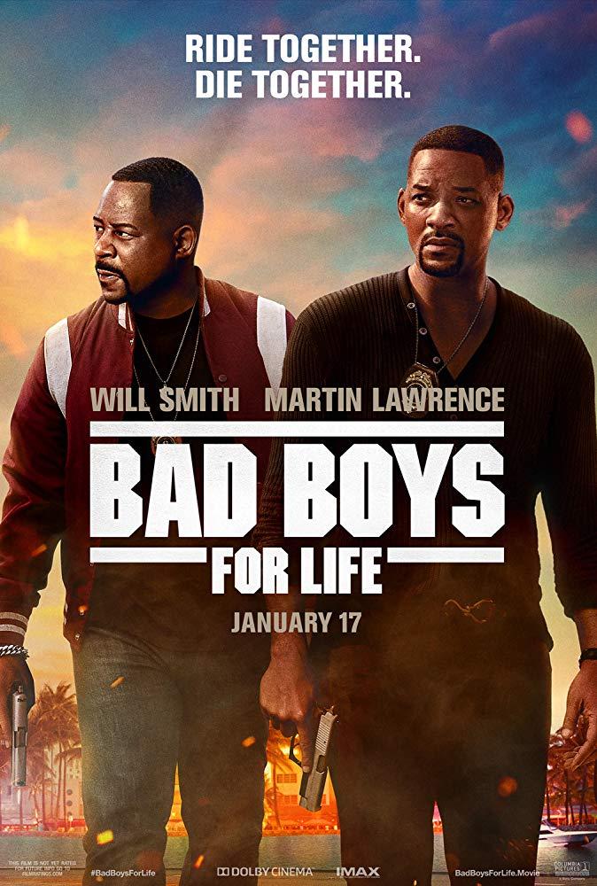 """Filmas """"Pašėlę vyrukai amžiams"""" / """"Bad Boys for Life"""" (2020)"""