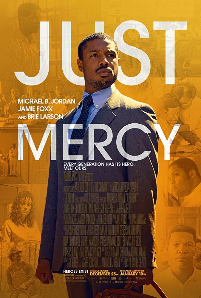 "Filmas ""Siekiant gailestingumo"" / ""Just Mercy"" (2019)"