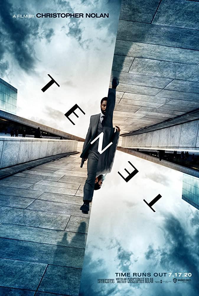 """Filmas """"Tenetas"""" / """"Tenet"""" (2020)"""