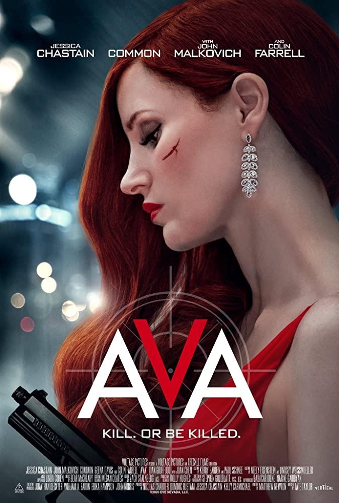 "Filmas ""Agentė Ava"" / ""Ava"" (2020)"
