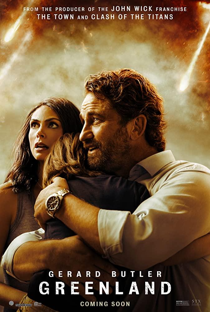 """Filmas """"Grenlandija: išlikimas"""" / """"Greenland"""" (2020)"""