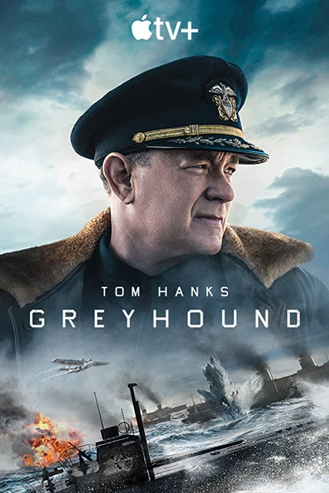 """Filmas """"Greyhound. Mūšis dėl Atlanto"""" / """"Greyhound"""" (2020)"""