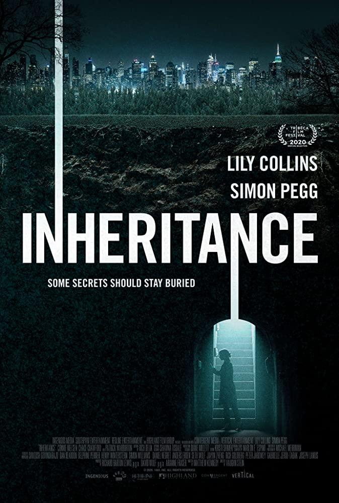 """Filmas """"Palikimas"""" / """"Inheritance"""" (2020)"""