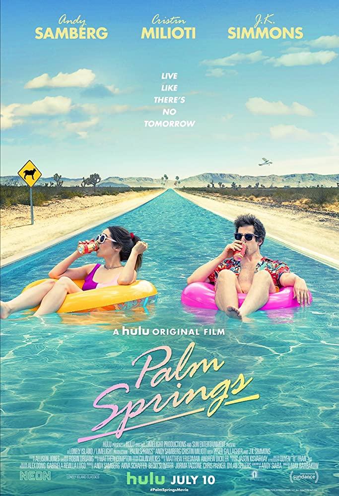 """Filmas """"Palm Springsas"""" / """"Palm Springs"""" (2020)"""