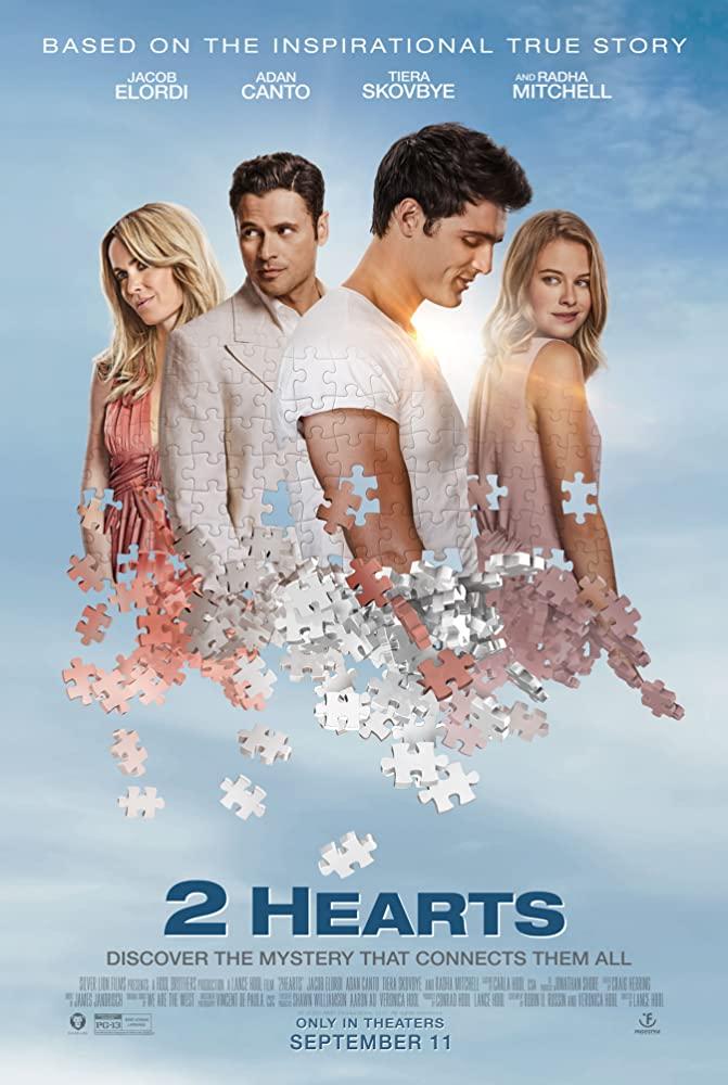 "Filmas ""Dvi širdys"" / ""2 Hearts"" (2020)"