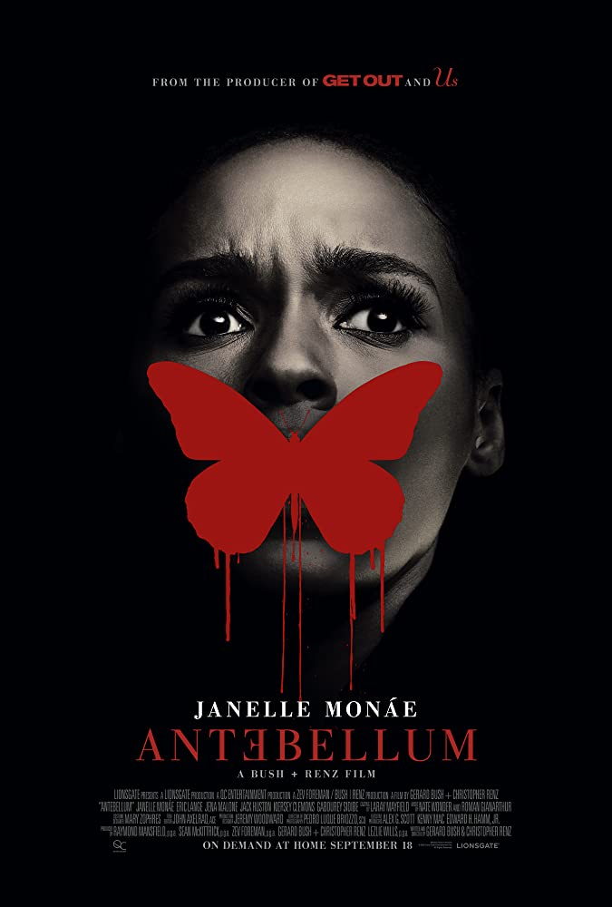 "Filmas ""Antebellum: išrinktoji"" / ""Antebellum"" (2020)"