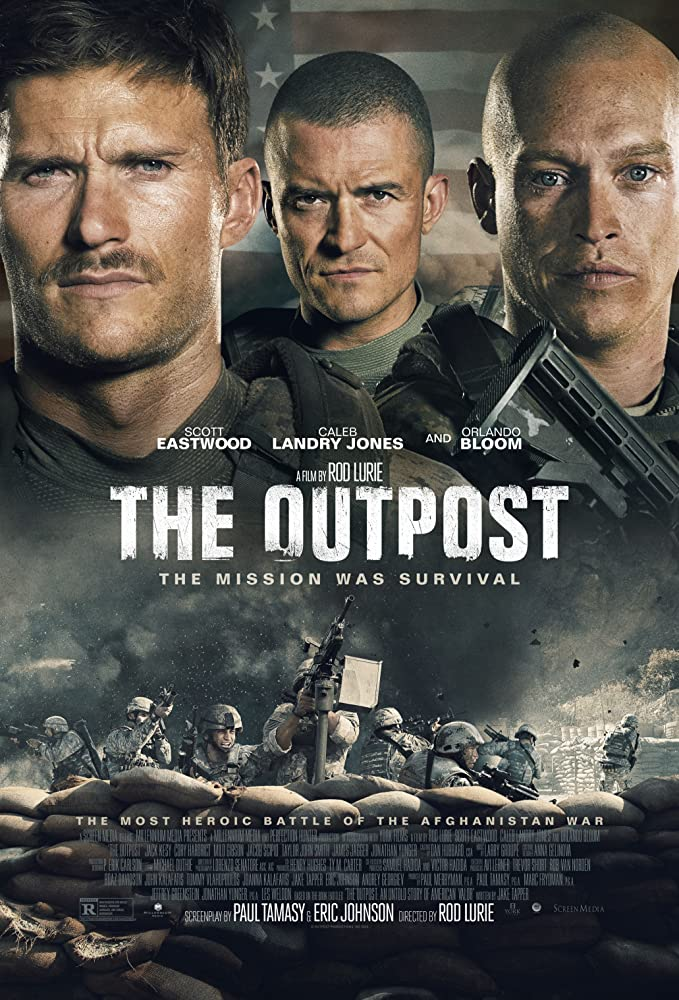 "Filmas ""Forpostas"" / ""The Outpost"" (2020)"
