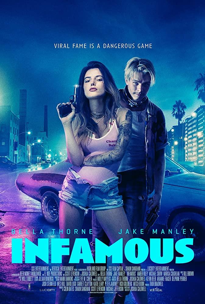 """Filmas """"Neįžymūs"""" / """"Infamous"""" (2020)"""