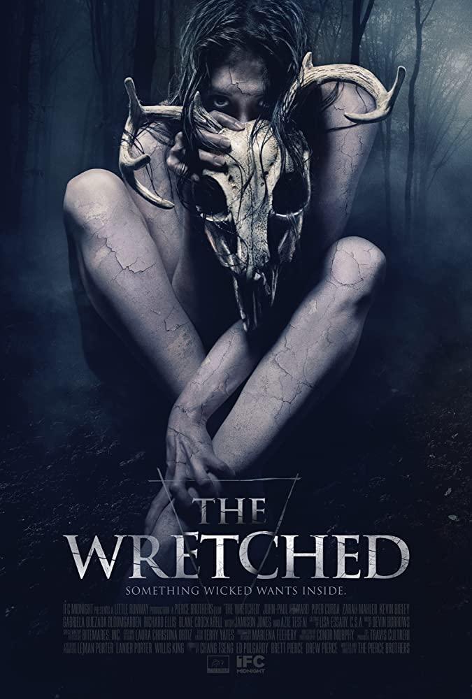 """Filmas """"Niekšingi"""" / """"The Wretched"""" (2020)"""