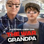 "Filmas ""Karas su seneliu"" / ""The War with Grandpa"" (2020)"
