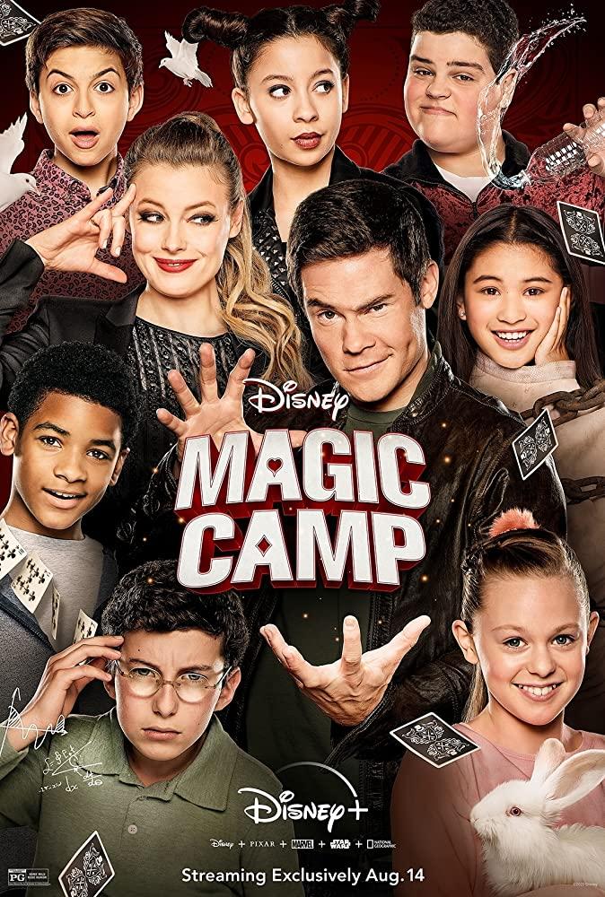 "Filmas ""Magijos stovykla"" / ""Magic Camp"" (2020)"