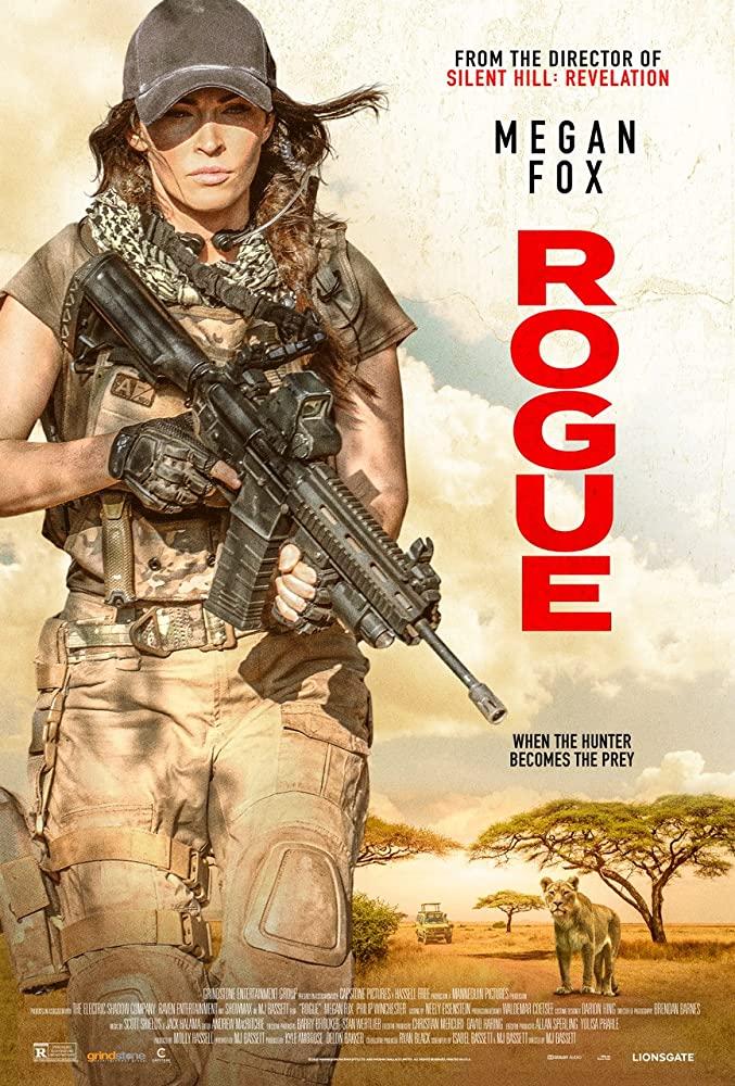 """Filmas """"Maištininkė"""" / """"Rogue"""" (2020)"""