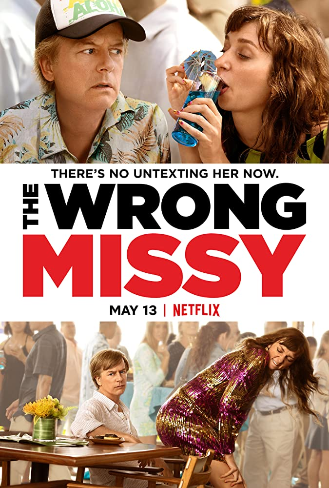 "Filmas ""Ne ta Misė"" / ""The Wrong Missy"" (2020)"