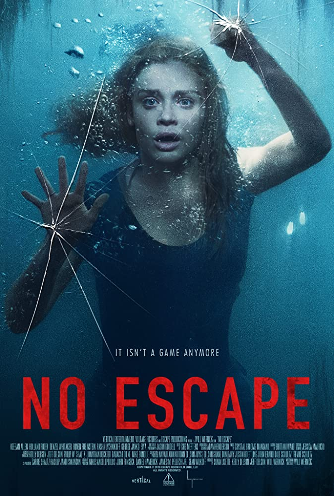 "Filmas ""Sek paskui mane"" / ""Follow Me (No Escape)"" (2020)"