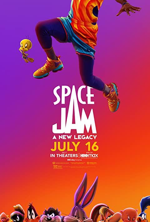 """Filmas """"Kosminis krepšinis. Nauja era"""" / """"Space Jam: A New Legacy"""" (2021)"""