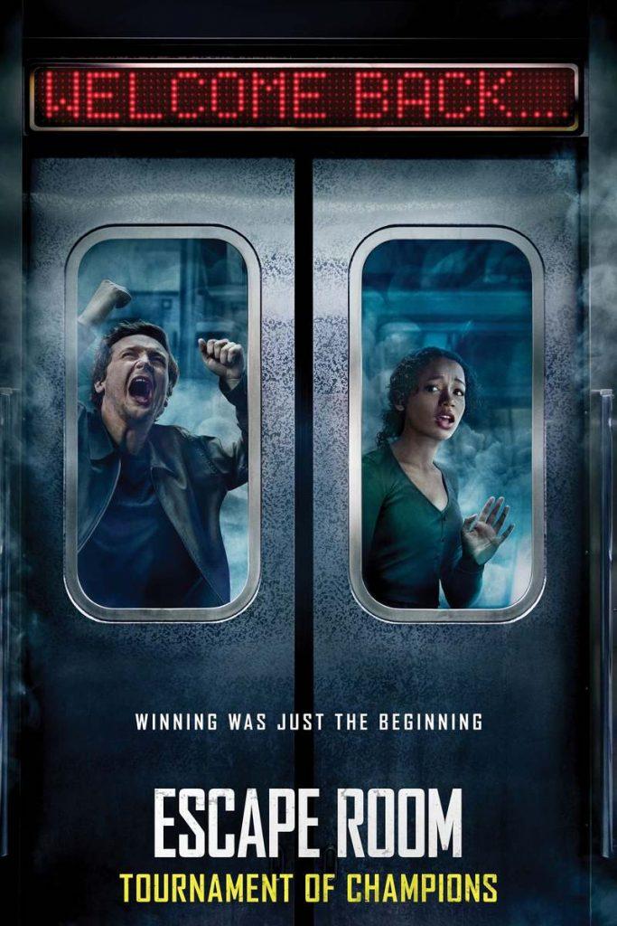 """Filmas """"Pabėgimo kambarys 2: išėjimo nėra"""" / """"Escape Room: Tournament of Champions"""" (2021)"""
