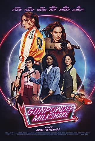 "Filmas ""Parako kokteilis"" / ""Gunpowder Milkshake"" (2021)"